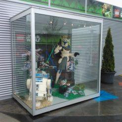 Außenvitrine Legoland