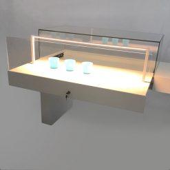 LED-Licht für Schmuckvitrine